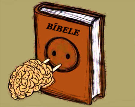 cilvēka prāts un Dieva vārds