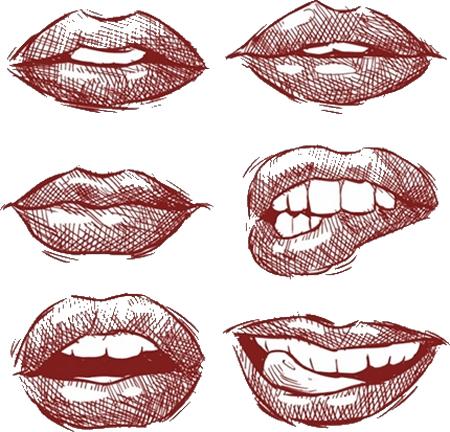 Cilvēkiem ar šķīstām lūpām