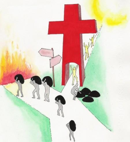Darbu reliģija un žēlastības reliģija