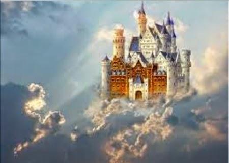 debesu stiprumi-pils mājvieta
