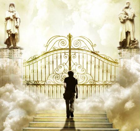 Debesu valstība ir cilvēkiem sataisīta no pasaules iesākuma