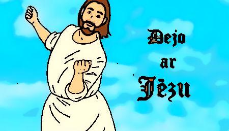 Dejo ar Jēzu