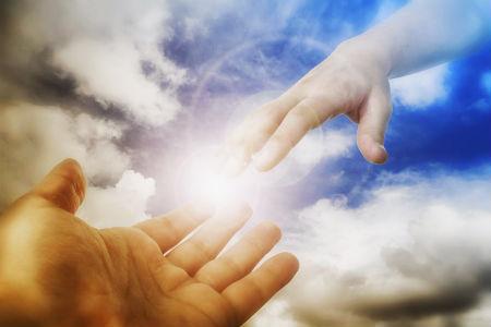 Dieva nodoms pie cilvēka