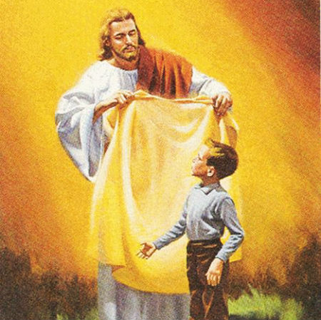 Dieva patikšanas noslēpums