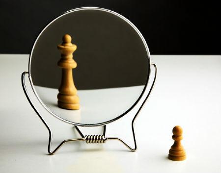 Dieva spoguļraksts