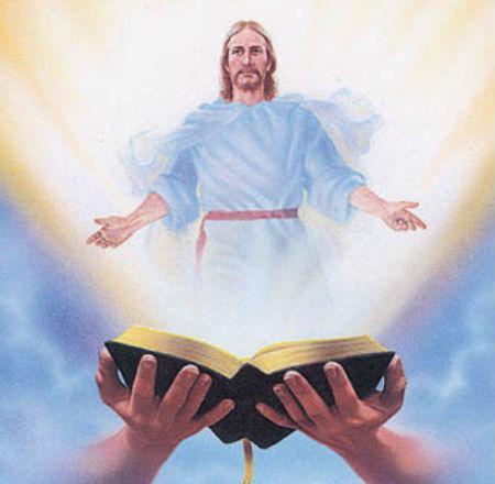 Dieva Vārds ir pats Dievs