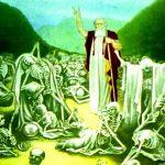 Dieva vārds un Gars absolūti mirušos dara dzīvus
