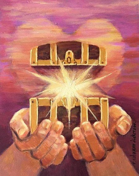Dieva valstības noslēpumi