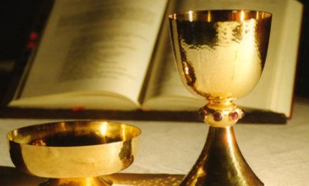 Dievišķais Svētā Vakarēdiena iestādījums