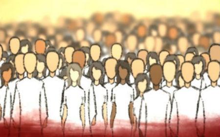 Dievkalpojumā visi ir vienādi