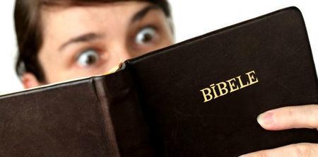 dīvainākās Bībeles vietas