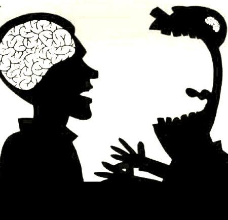 domāt un runāt par tuvāko