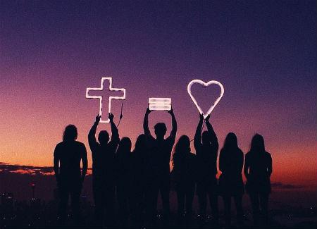 dzīva ticība un mīlestība