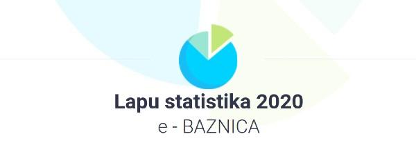 e-BAZNICA statistika 2020