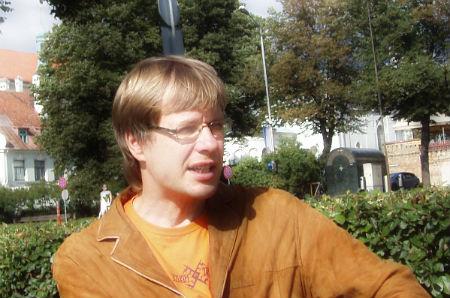 Einārs Cilinskis luterānis