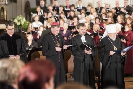 Ekumeniskā kustība kā dievišķs ceļš