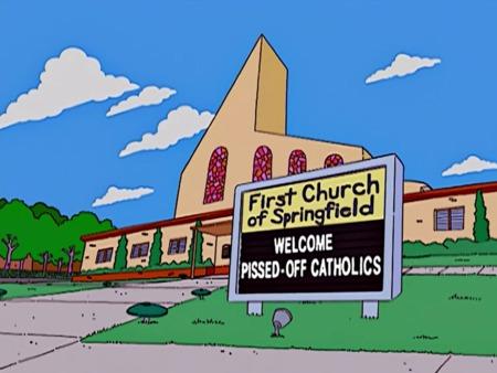 Esiet sveicināti nokaitinātie katoļi
