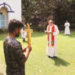 Gatavojas noturēt dievkalpojumus alternatīvās vietās