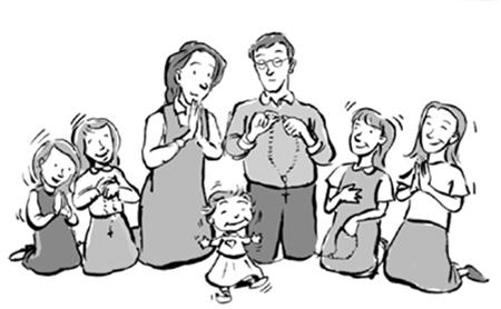 Ģimenes svētbrīži ir neaizstājami