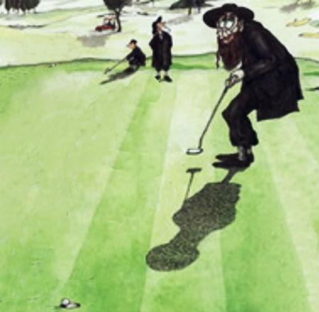 Golfs sabatā