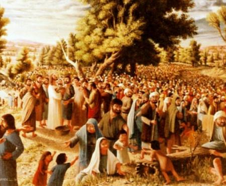 Ieeja Kristus valstībā ir pilnīgi atšķirīga