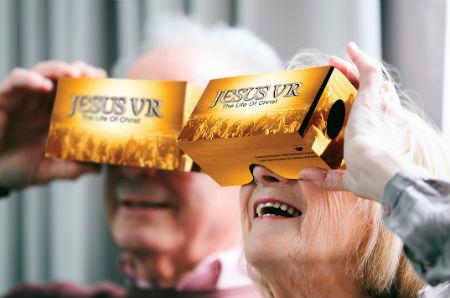 Iespēja piedzīvot Jēzu Virtuālajā Realitātē