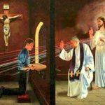Izsūdzēt grēkus Dievam jeb savam tuvākajam