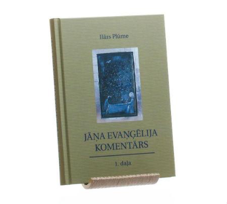 Jāņa evaņģēlija komentārs latviešu valodā