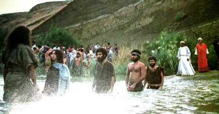 Jāņa Kristītāja kristība