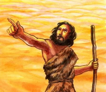Jānis Kristītājs - Mesijas atnākšanas vēstnesis