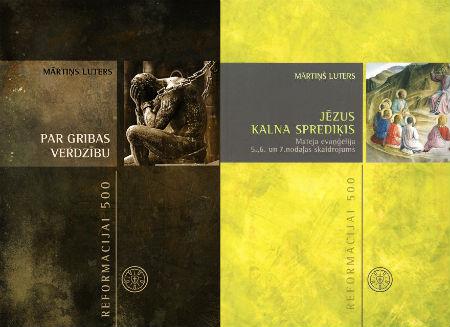 Jauni Lutera darbi latviešu valodā