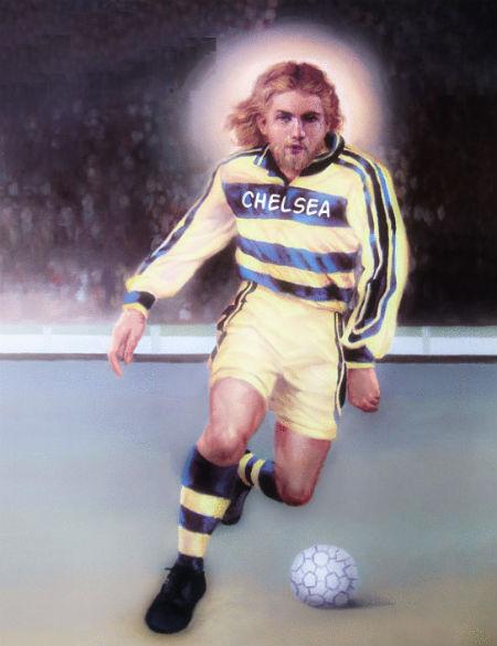 Jēzus futbola spēlētājs