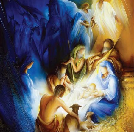 Jēzus ieņemšanas un dzimšanas apliecinājums