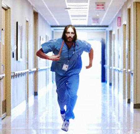 Jēzus kā terapeits