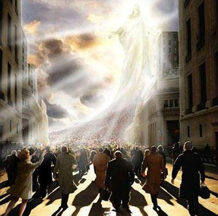 Jēzus Kristus atgriezīsies godībā