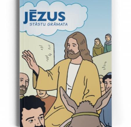 Jēzus stāstu grāmata