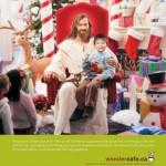 Jēzus tirdzniecības centrā - vai joprojām ņemsiet līdz savus bērnus?