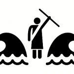 Kā Mozus ar izraēliešiem tika pāri Sarkanajai jūrai