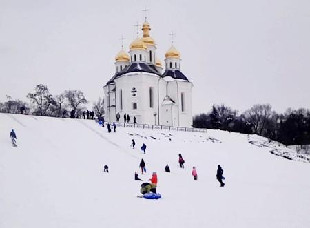 Kā pareizi izmantojams baznīcas kalns