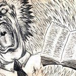 Kad gara vadīts kristietis vēlējās sludināt draudzē