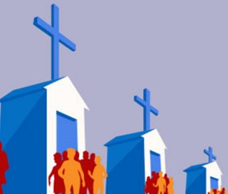 kas ir baznīcu sadraudzība
