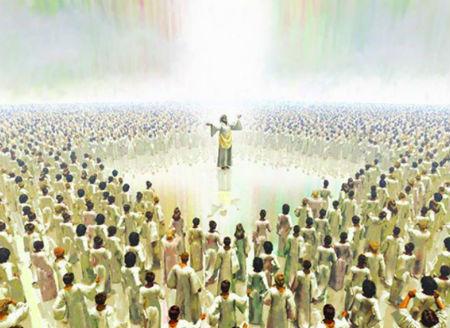 Kas mūžīgajā svētlaimē ir visaugstākais un varenākais?