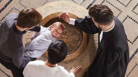 Kas var tikt kristīts