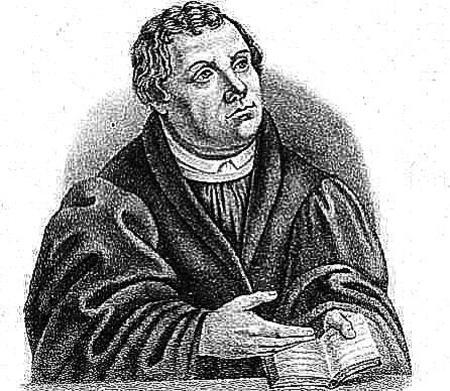 katehismos Luters esot izlaidis otro bauslii