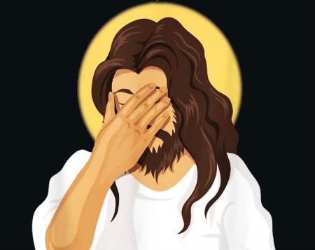 Kauna traips visai kristietībai