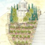 Hēroda pils dārza rekonstrukcija