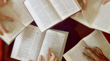 Ķersies klāt jaunajam Bībeles tulkojumam