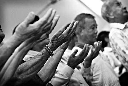 Kopīgās draudzes lūgšanas