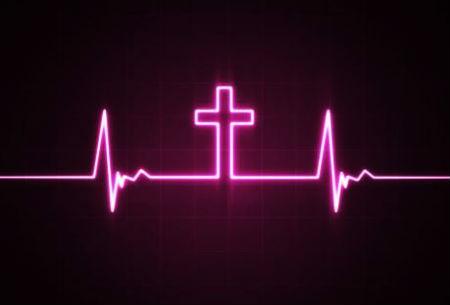 kristieša garīgā dzīve pauž dzīvi Kristus krustā