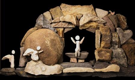 Kristieša Lieldienu prieka patiesais avots